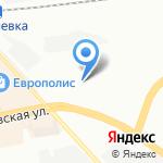 Петрохолод на карте Санкт-Петербурга