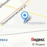 ТОС СПб на карте Санкт-Петербурга