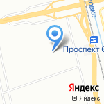 Лиман на карте Санкт-Петербурга