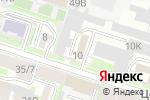 Схема проезда до компании АвтоюрисТ в Санкт-Петербурге