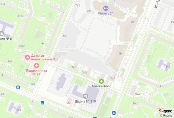 жилой комплекс Поэт