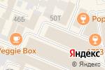 Схема проезда до компании ТЛ-Консалтинг в Санкт-Петербурге