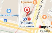 Схема проезда до компании МИР АВТОБУСОВ в Коломне