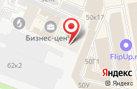 Схема проезда до компании Абадонна в Санкт-Петербурге