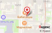 Схема проезда до компании Фабрика Рекламной Продукции в Санкт-Петербурге