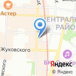 Bouton shoes на карте Санкт-Петербурга
