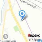 ГЕОИНТЕГРА на карте Санкт-Петербурга