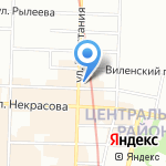 Витамакс-СПб на карте Санкт-Петербурга