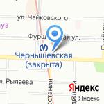 Средняя общеобразовательная школа №183 с углубленным изучением английского языка на карте Санкт-Петербурга