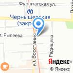 КБ Пойдём! на карте Санкт-Петербурга
