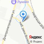 АльянсЛес на карте Санкт-Петербурга