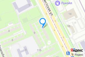 Двухкомнатная квартира в Санкт-Петербурге Бухарестская ул., 7
