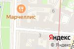 Схема проезда до компании АБСолюшн в Санкт-Петербурге