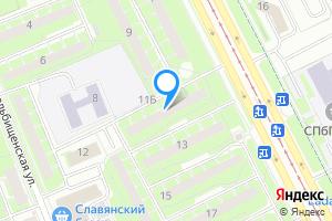 Сдается комната в двухкомнатной квартире в Санкт-Петербурге м. Бухарестская, Бухарестская улица, 11