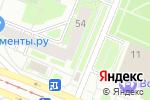 Схема проезда до компании Лучшая в Санкт-Петербурге