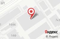 Схема проезда до компании Зонт в Санкт-Петербурге