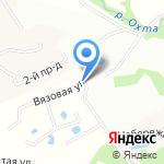 OSKO Village на карте Санкт-Петербурга