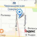 Магазин кофе с собой на карте Санкт-Петербурга
