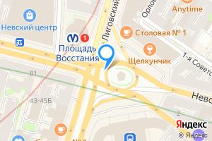Снять комнату в Санкт-Петербурге площадь Восстания