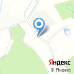 Медовое на карте Санкт-Петербурга