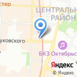 КлимМонтаж на карте Санкт-Петербурга
