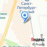 Моя Печать на карте Санкт-Петербурга