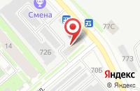 Схема проезда до компании Агропечать в Санкт-Петербурге