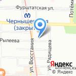 Капитал-полис на карте Санкт-Петербурга
