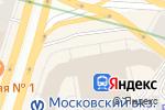 Схема проезда до компании Ритейл в Санкт-Петербурге