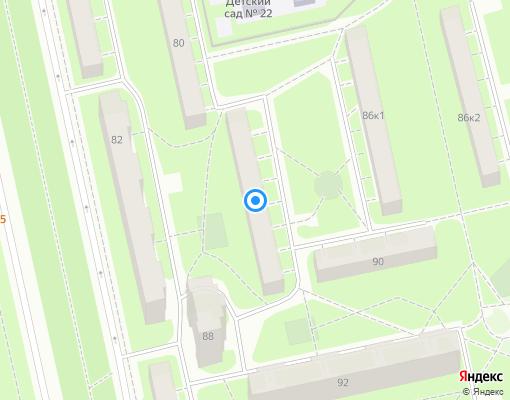Жилищно-строительный кооператив «ЖСК-139» на карте Санкт-Петербурга
