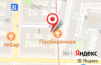 Схема проезда до компании Промышленная Инженерная Компания в Санкт-Петербурге