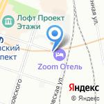 Pokerzakaz на карте Санкт-Петербурга