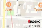 Схема проезда до компании Некст-тур в Санкт-Петербурге