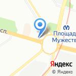 Домашний пекарь на карте Санкт-Петербурга