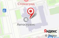 Схема проезда до компании Балтийский Оценочный Центр в Санкт-Петербурге