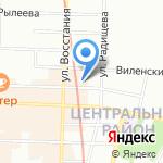 Starshot на карте Санкт-Петербурга
