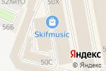 Схема проезда до компании Малевич в Санкт-Петербурге