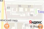 Схема проезда до компании АСБ в Санкт-Петербурге