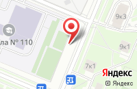 Схема проезда до компании Гидротехресурс в Санкт-Петербурге