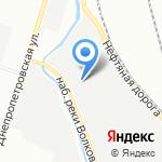 НАПОР на карте Санкт-Петербурга