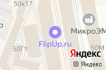 Схема проезда до компании Fleur в Санкт-Петербурге