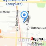 Rainbow на карте Санкт-Петербурга