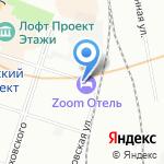 ЕвропаПроф на карте Санкт-Петербурга