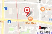 Схема проезда до компании Ролс-сервис в Ярославле