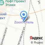 ГлавПетербургСтрой на карте Санкт-Петербурга