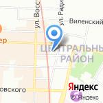Камердинеръ на карте Санкт-Петербурга