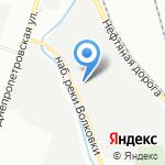ТРИОЛ на карте Санкт-Петербурга