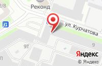 Схема проезда до компании Левитация-С в Санкт-Петербурге