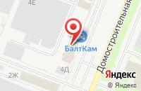 Схема проезда до компании Парнасский в Санкт-Петербурге
