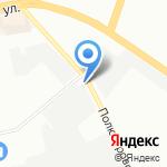 Северо-Западная подшипниковая компания на карте Санкт-Петербурга